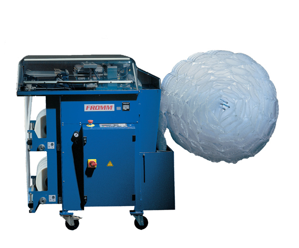 Dunnage & Loose Fill - Air Void Fill Material & Machines