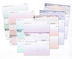 Printed Documents - Checks