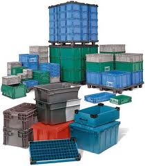 Material Handling - Containers