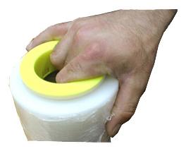 Stretch Wrap Dispensers - Handi Holders