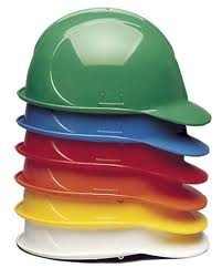 Safety Supplies - Hard Hats