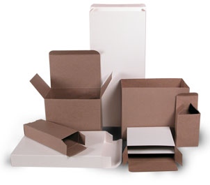 Chipboard - Stock Cartons