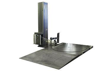 Equipment - Stretch Wrap Machines
