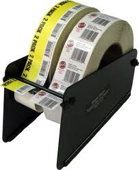 Label Dispensers - Table Top- All Types