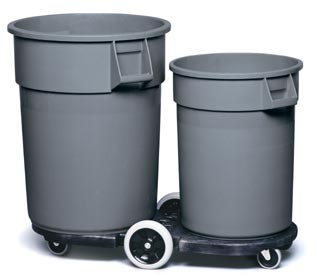 Janitorial Supplies - Waste Containers