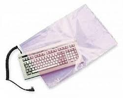 Plastic Bags - Amine Free Anti Static Poly Bag