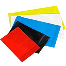 Plastic Bags - Colored Poly Bags