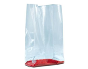 Plastic Bags - Gusseted Poly Bag