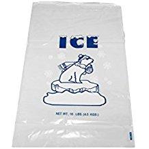 Plastic Bags - Ice Bags