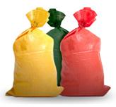 Plastic Bags - Sand