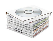 Envelopes & Mailers - Mailers - Electronic Media