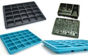 Plastic Containers - Vacuum Formed Trays